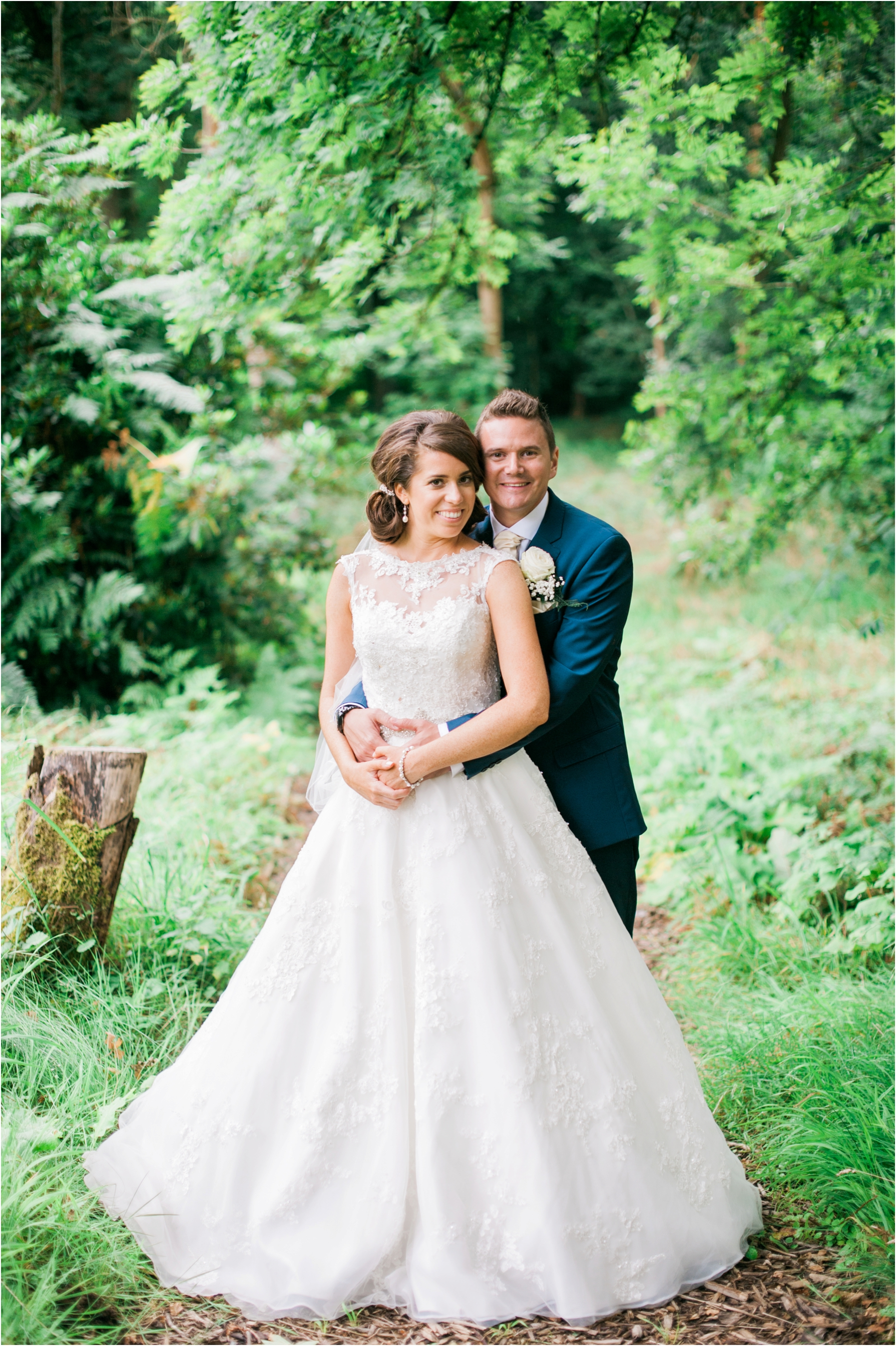bride and groom portraits at the westwood hotel