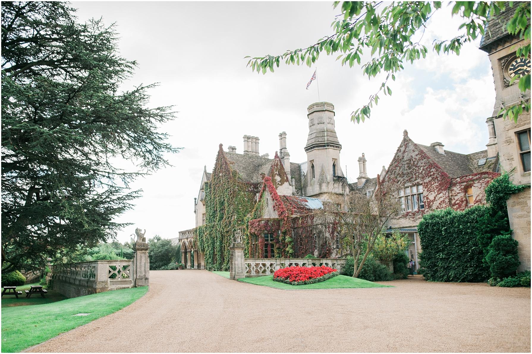 manor by the lake cheltenham