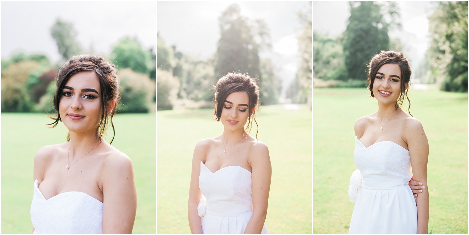 natural prom photography in wiltshire
