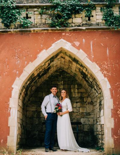 wedding photography at rococo gardens