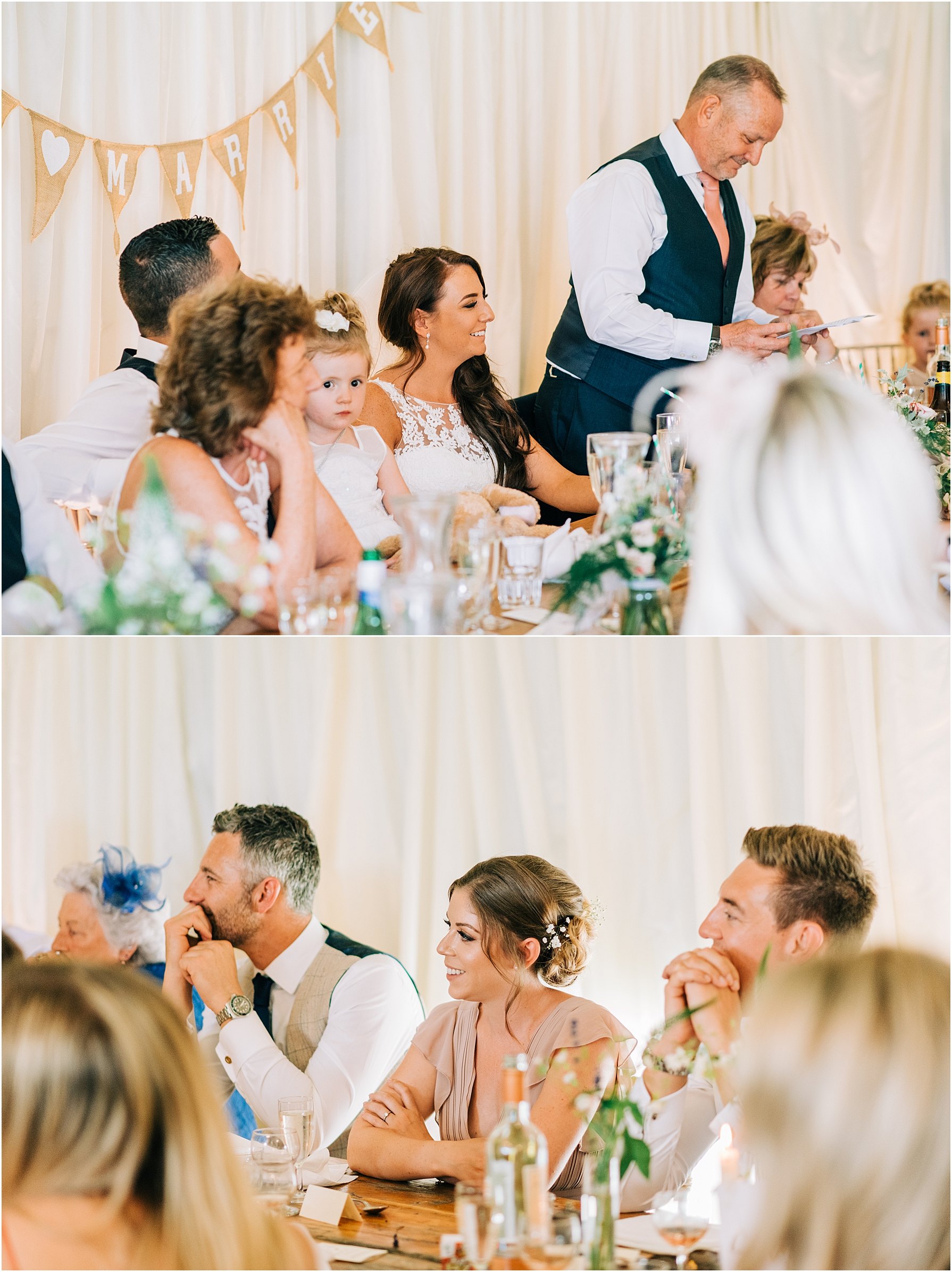 wedding speeches at the moonraker hotel