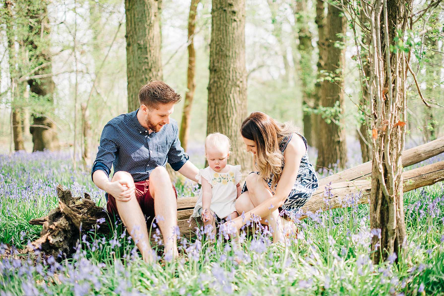 bluebell mini shoots wiltshire