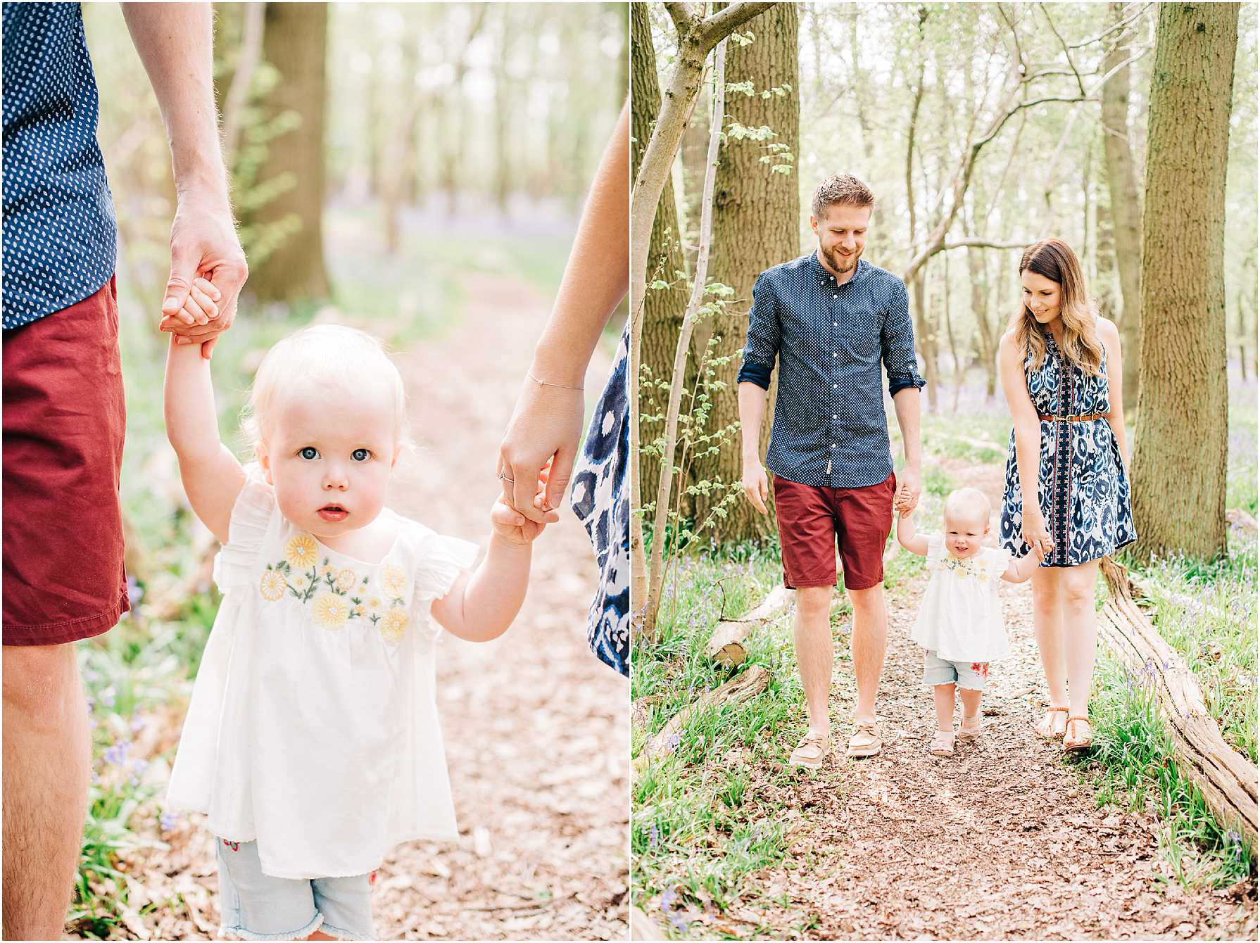 bluebell photography swindon