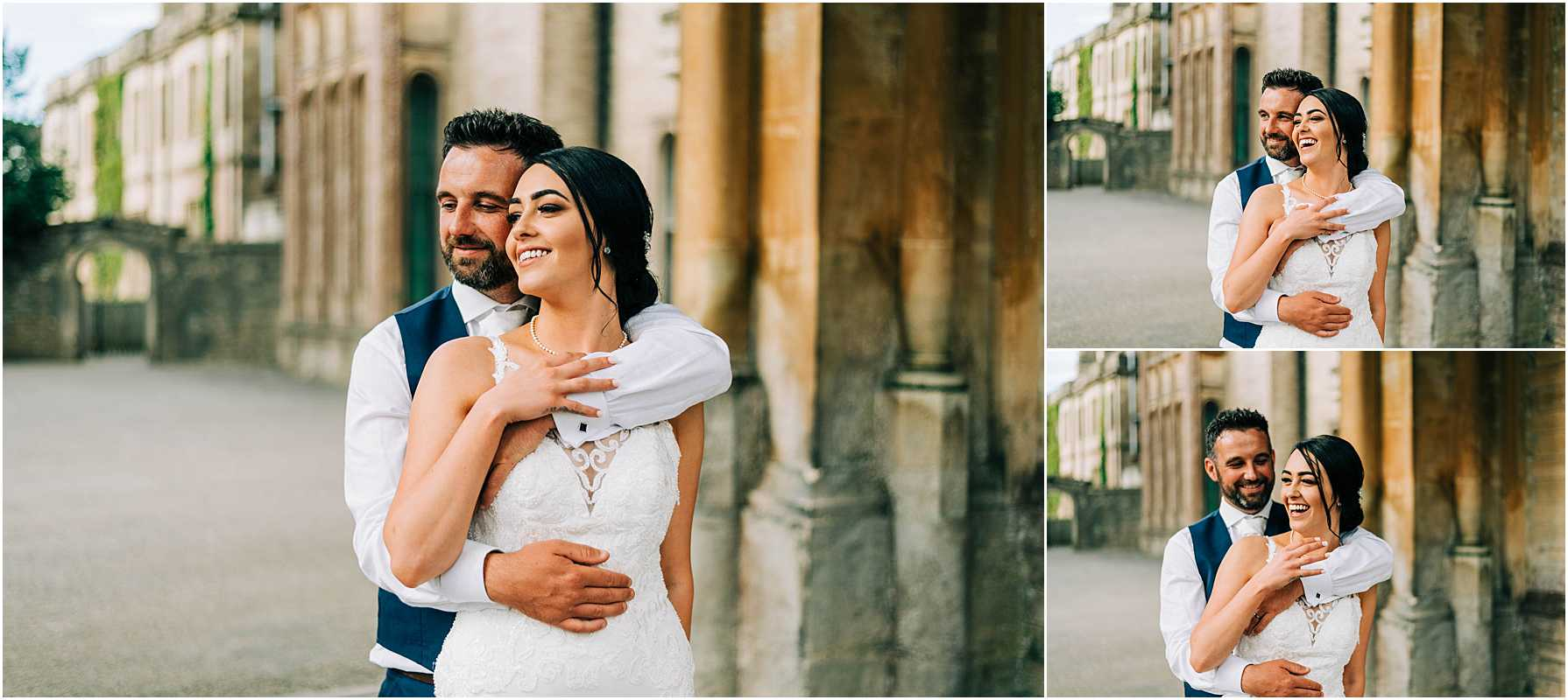 couple portraits at grittleton house