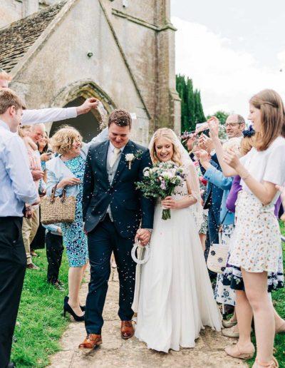 Keevil Farm wedding